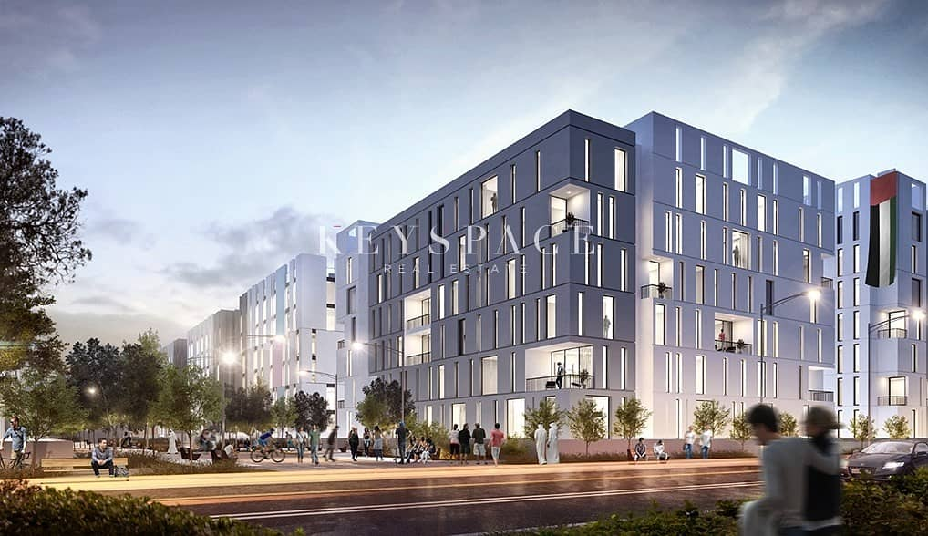 7 Easy Payment Plans|East Village|The Solo|1-BR Apt.