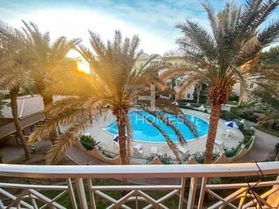 شقة 3 غرف نوم للبيع في جرين كوميونيتي، دبي - EXCLUSIVE New Listing | Upgraded | Pool View