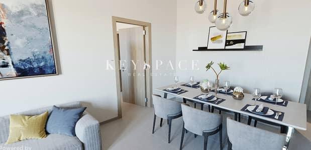 3 Bedroom Flat for Sale in Al Khan, Sharjah - Naseem Residence Flexible Payment Plan Phase ll