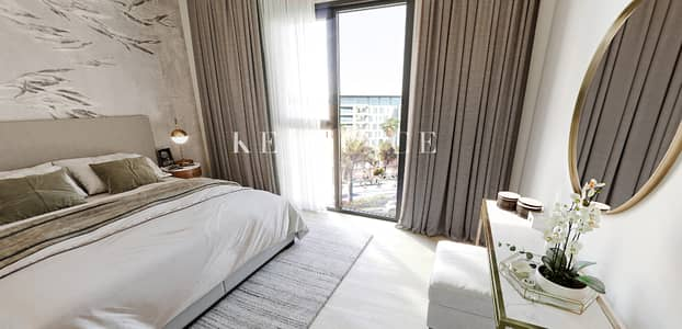 3 Bedroom Apartment for Sale in Al Khan, Sharjah - 30/70 Payment Plan Stunning Views Waterfront Community
