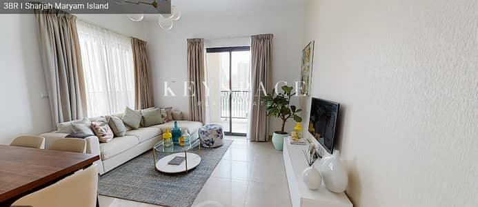 3 Bedroom Apartment for Sale in Al Khan, Sharjah - Heart of Sharjah  Waterfront Living  Luxury Apartment