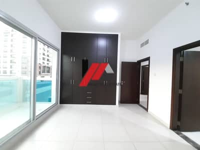شقة 2 غرفة نوم للايجار في النهدة، دبي - 600 Sqft like Brand New Luxurious 2 Bhk Apt 3 Bath ...with close kitchen with 2 balcony 12 Cheques