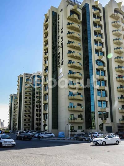 1 Bedroom Flat for Rent in Al Rashidiya, Ajman - 1 bedroom hall for rent al rashidiya towers