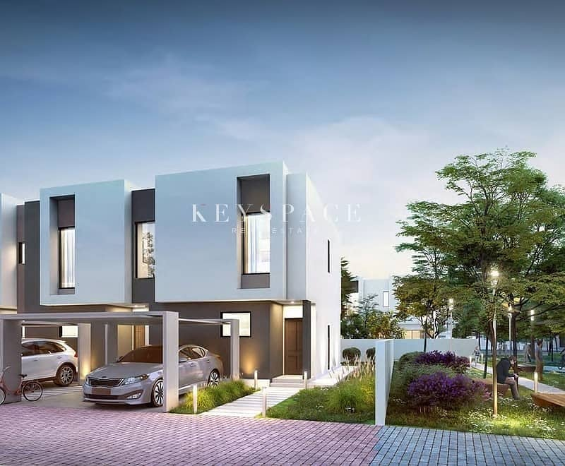 Semi Detached Townhouse3-BedroomAttractive Payment Plan