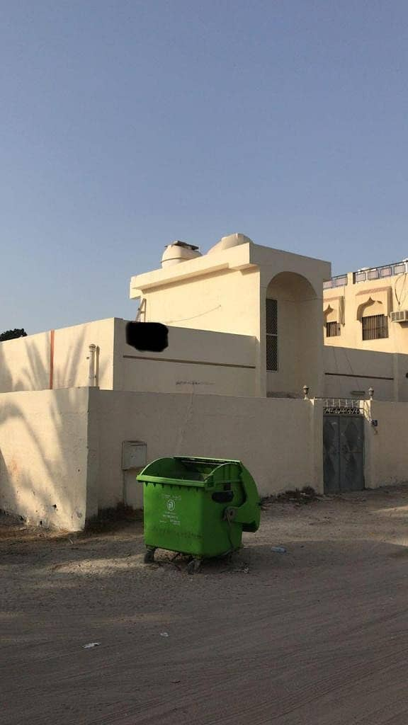 House for sale in Sharjah, Al-Qadisiyah area