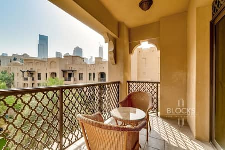 2 Bedroom Flat for Rent in Old Town, Dubai - Elegant 2BRs in Old Town Yansoon.