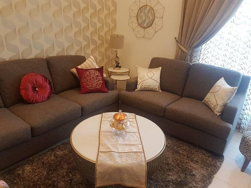 2 Spacious 2-BR Apartment in Dubai Silicon Oasis