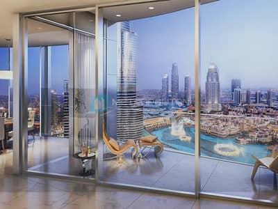 4 Bedroom Penthouse for Sale in Downtown Dubai, Dubai - IL Pimo | Best Deal | Below 15 floor | Best View