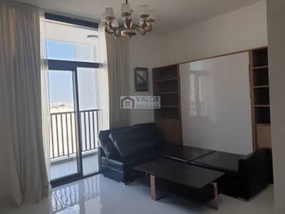 Studio for Rent in Al Furjan, Dubai - Studio for Rent in Glamz Tower by Danube