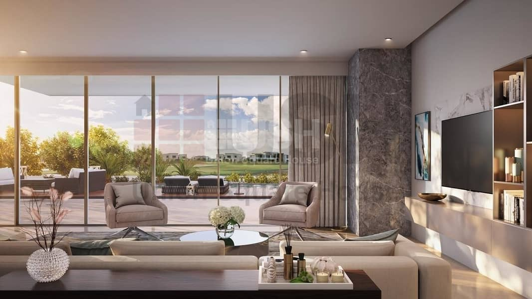 2 Premium Golf Villa at Dubai Hills Estate