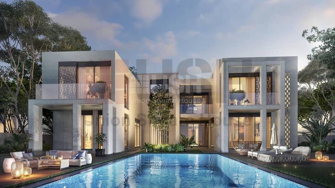 14 Premium Golf Villa at Dubai Hills Estate