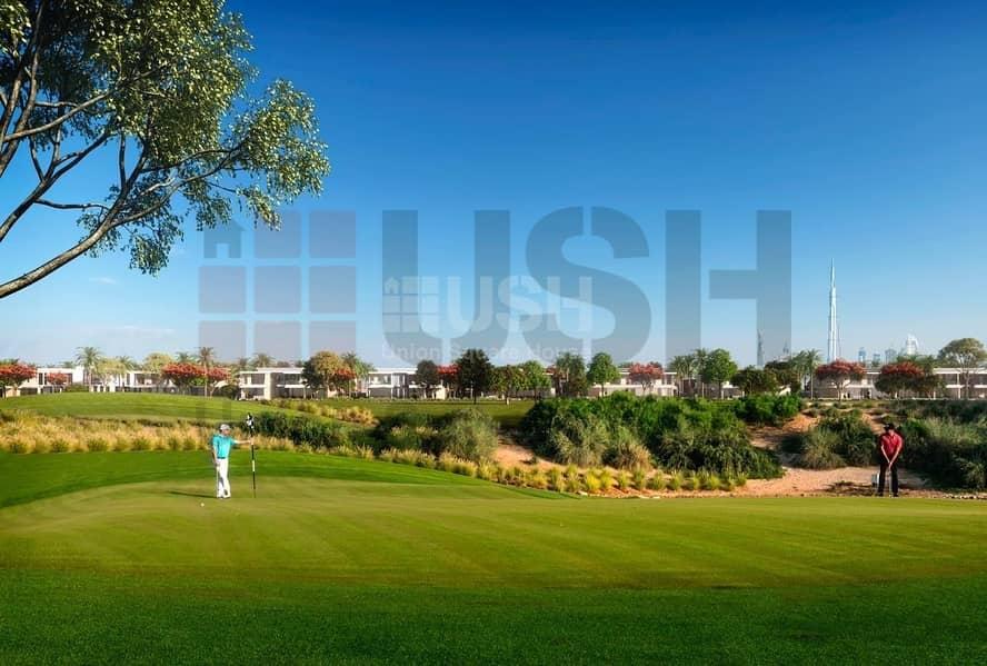 17 Premium Golf Villa at Dubai Hills Estate