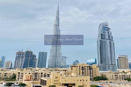 2 Bedroom Apartment for Sale in Downtown Dubai, Dubai - Full Burj Khalifa View ! 2BR Apt ! For Sale