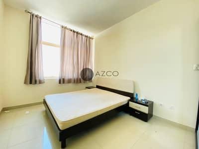 فلیٹ 1 غرفة نوم للايجار في قرية جميرا الدائرية، دبي - Semi Furnished 1BHK|High Floor|Best View|Hot Price