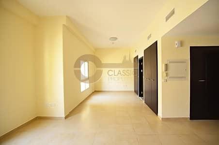 استوديو  للايجار في رمرام، دبي - Large | L Shape | Studio | Rent | Remraam