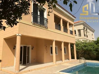 فیلا 5 غرف نوم للبيع في ذا فيلا، دبي - Rented til Sept