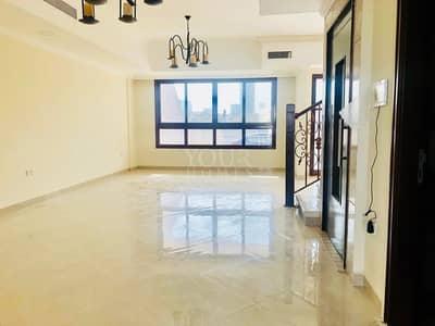 تاون هاوس 5 غرف نوم للايجار في قرية جميرا الدائرية، دبي - US | Stunning sun-filled 5bedroom TH with Elevator