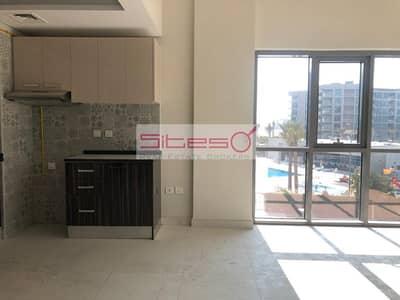 فلیٹ 1 غرفة نوم للايجار في دبي الجنوب، دبي - Brand new 1 bedroom /Unfurnished / Pool view