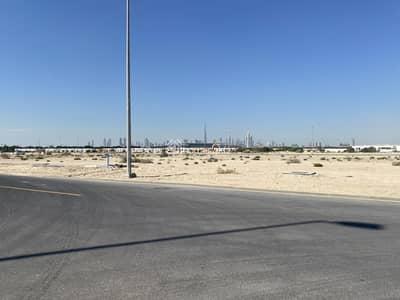 ارض سكنية  للبيع في ند الشبا، دبي - Prime corner plot   No service charge   3 years payment plan