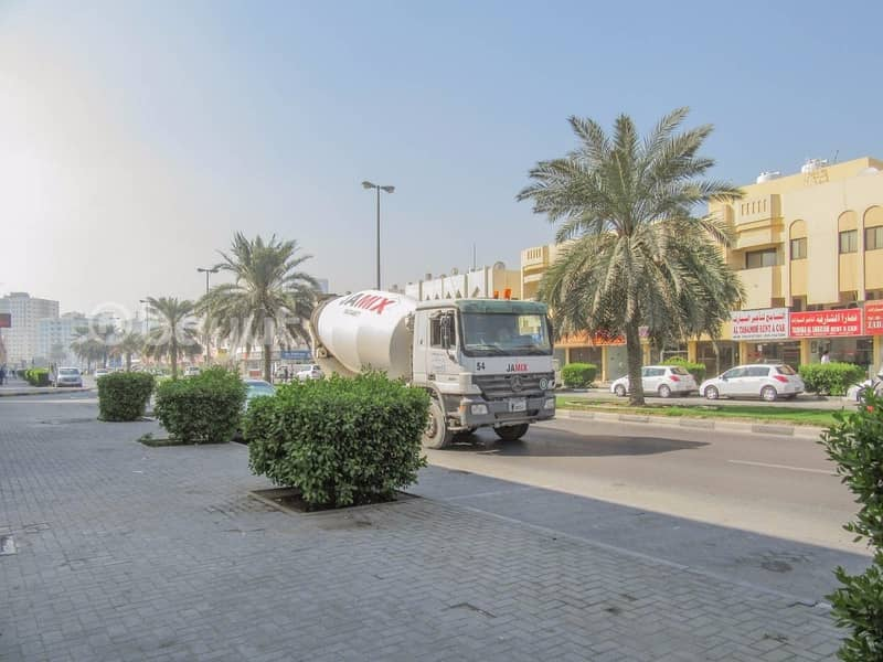 2 Brand new Spacious 1 B/R Hall Flats Available In Al Yarmook