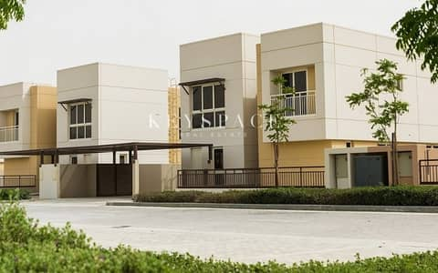 4 Bedroom Villa for Sale in Al Rahmaniya, Sharjah - Mid Unit - Type C| Accessible Location| Zero Service Charges