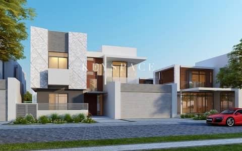 فیلا 5 غرف نوم للبيع في الرحمانية، الشارقة - End Unit Type D|  5 Beds Villa| Luxury Living| Gated Community