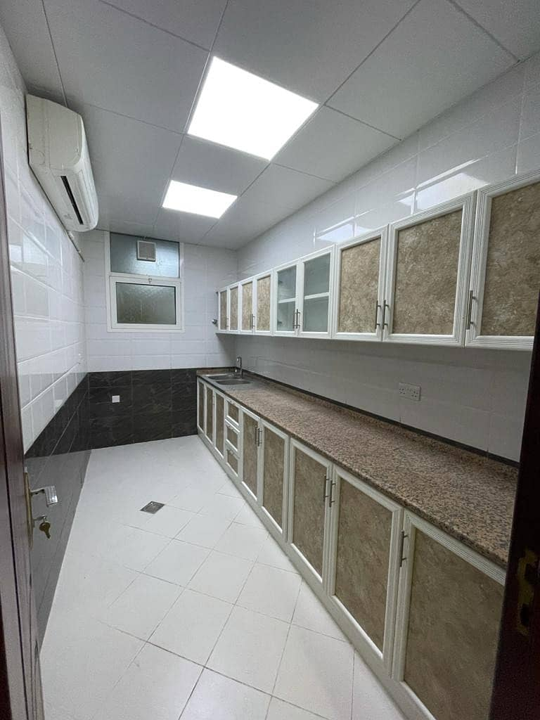 Spacious 2 bedroom hall for rent in al shamkha