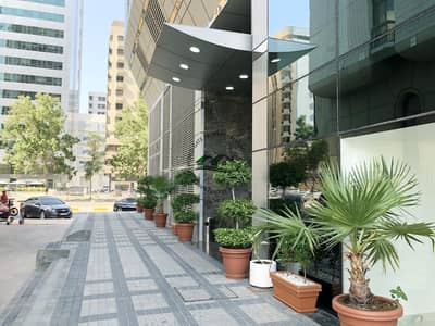 2 Bedroom Flat for Rent in Al Khalidiyah, Abu Dhabi - Spacious & Elite 2 BR Apartment in Best price W/Gym+Parking