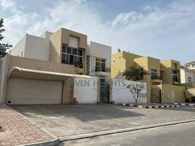 6 Bedroom Villa Compound for Sale in Khalifa City A, Abu Dhabi - 4 Villa  compound | wonderful location | private pool