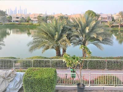 6 Bedroom Villa for Sale in The Meadows, Dubai - FULL LAKE VIEW– TYPE 9 – Upgraded
