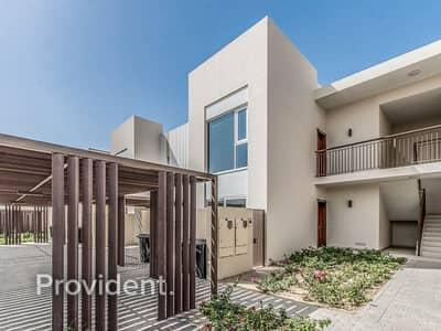 تاون هاوس 2 غرفة نوم للبيع في دبي الجنوب، دبي - Spacious 2 Bed|Single Row|Near Pool|New|Rented