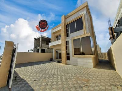 3 Bedroom Villa for Sale in Al Amerah, Ajman - Villa for sale in Europe, with personal finishing