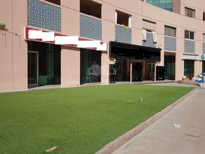 Shop for Rent in Discovery Gardens, Dubai - Only Retail Shop available for rent in the location !!!