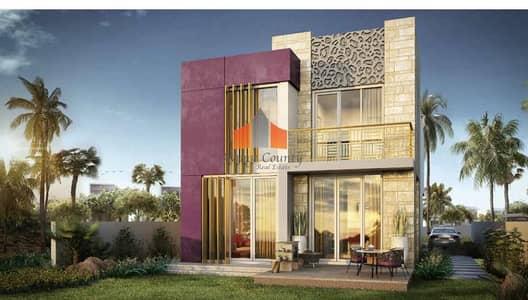 فیلا 3 غرف نوم للبيع في أكويا أكسجين، دبي - 3 Bedroom just cavalli styled villas