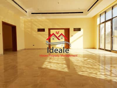 7 Bedroom Villa for Rent in Al Bateen, Abu Dhabi - Best Deal! First tenant 7BR commercial villa with elevator