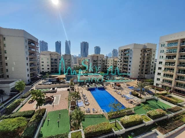 Fully Upgraded 2BR + Study Apartment - 05 Series in Al Samar 3