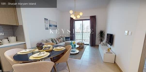 1 Bedroom Apartment for Sale in Al Taawun, Sharjah - Stunning Residences | Flexible Payment Plan| Dream Location