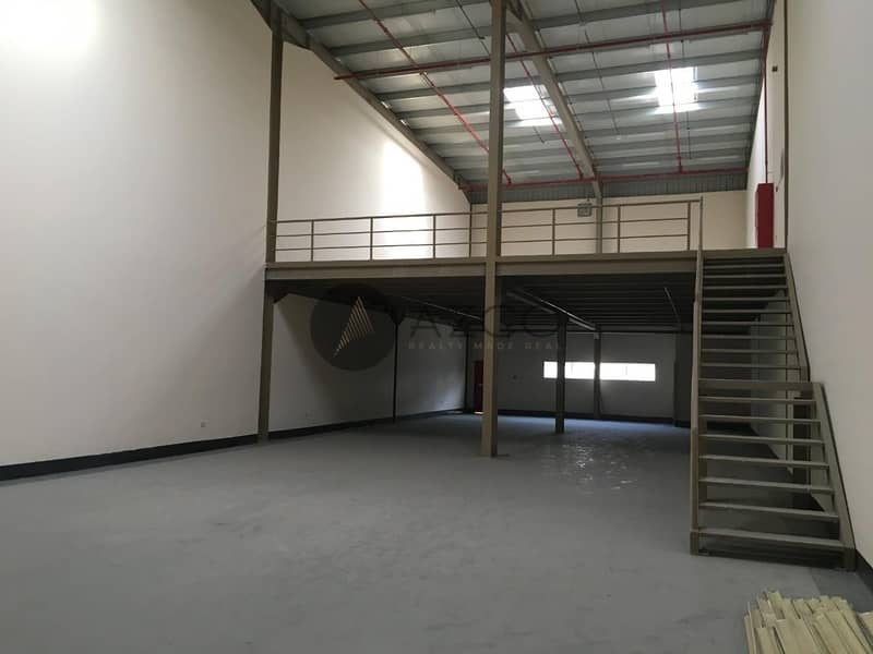 2 WELL MAINTAINED WAREHOUSE | 33KW POWER | 9M.HEIGHT