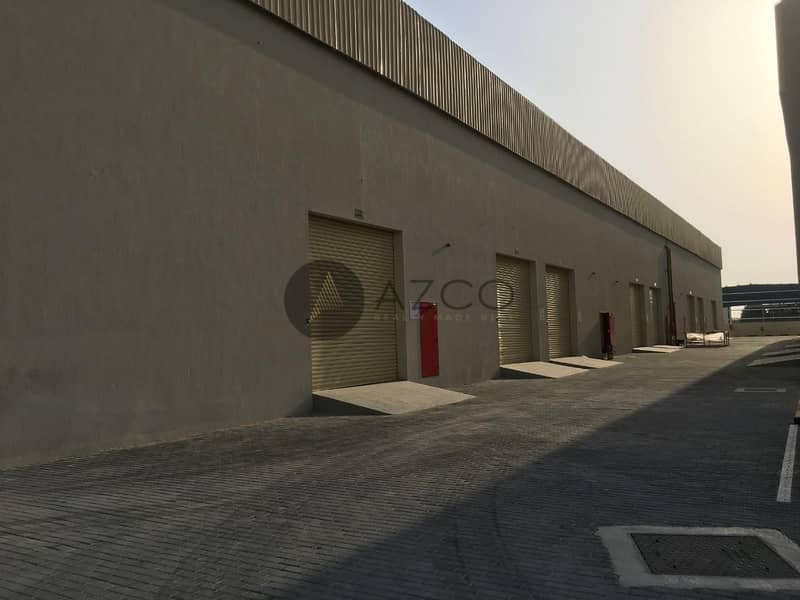 10 WELL MAINTAINED WAREHOUSE | 33KW POWER | 9M.HEIGHT