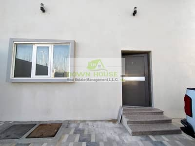 1 Bedroom Flat for Rent in Shakhbout City (Khalifa City B), Abu Dhabi - Private Entrance 1 Bedroom in Shakhbout City