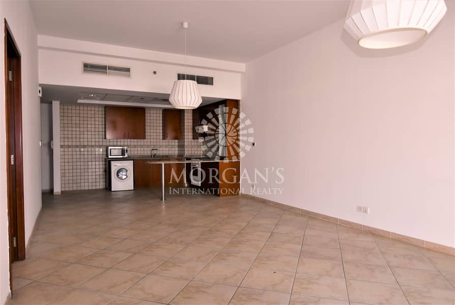 2 Vacant | Unfurnished | Huge Terrace