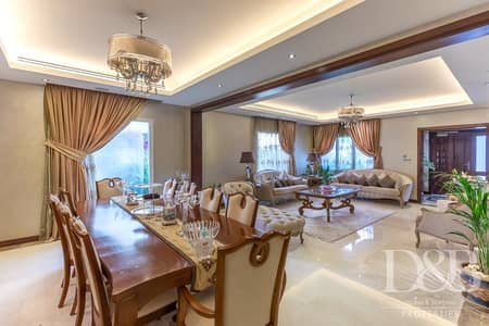 4 Bedroom Villa for Sale in The Meadows, Dubai - Luxury Living At Meadows | Largest 5 Bed