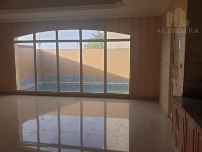 فیلا 6 غرف نوم للايجار في شارع المطار، أبوظبي - Renovated Villa | Private Pool | Airport Road