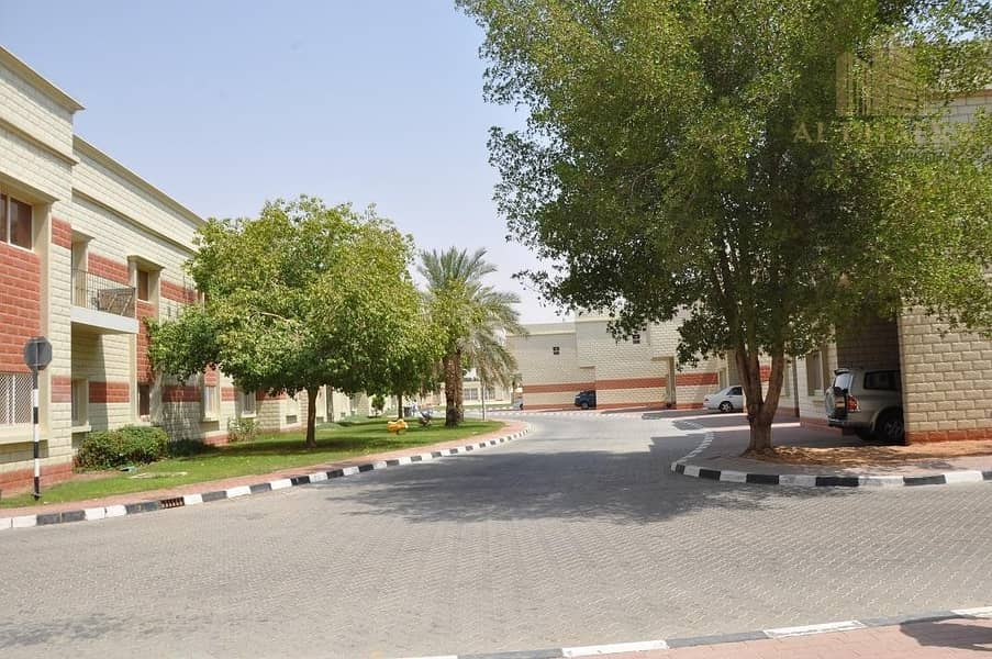 3BHK Near Al Markhaniyah Mall   Central AC