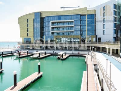 Shop for Rent in Al Bateen, Abu Dhabi - Sea View Shop   Al Bateen   Direct from Owner