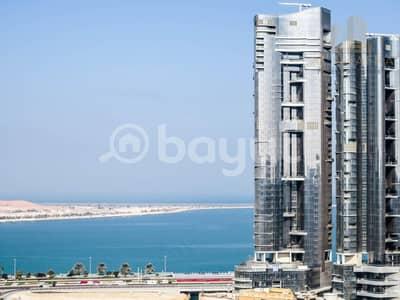 بنتهاوس 4 غرف نوم للايجار في شارع السلام، أبوظبي - Corniche View | Spacious Balcony | By Management
