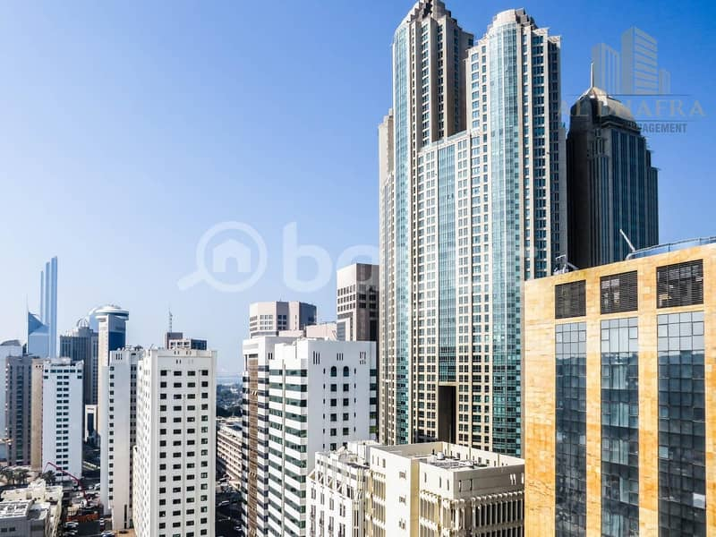 2 Corniche View | Spacious Balcony | By Management