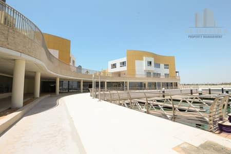 Marina-Resort Shop | High-End Compound | Al Bateen