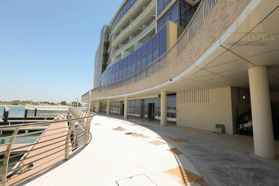 2 Marina-Resort Shop | High-End Compound | Al Bateen