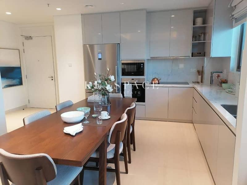 2 Luxury 3 Beds Apartment| Beachfront Residences| Fully Furnished